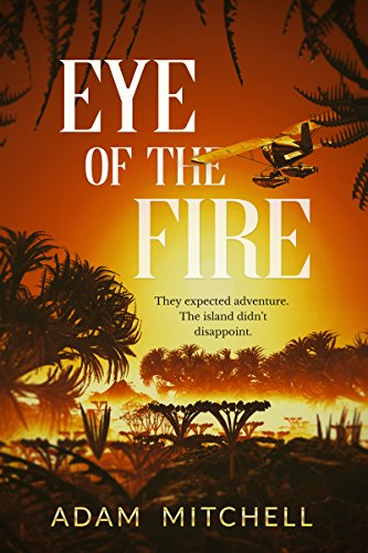 Eye Of The Fire (Coffee Cup Pulps Book 1)