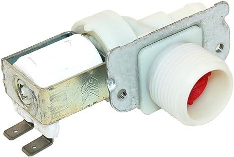 WHITE WESTINGHOUSE Lavadora válvula de llenado solenoide caliente ...