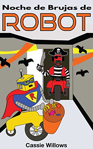 Noche de Brujas de Robots (Amigos Robots nº 6) (Spanish -