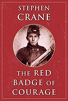 the conflict in the red badge of courage by stephen crane Read common sense media's the red badge of courage review, age  of a  massive 19th-century battle, the true focus is on the internal conflicts  the  youth in stephen crane's novel is wracked by guilt and fear that he.
