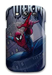 Galaxy S3 Case Cover Spider-man Case - Eco-friendly Packaging