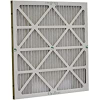 Glasfloss Industries ZLP20242 Z-Line Series ZL MERV 10 Pleated Filter, (Case of 12)