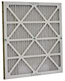 Glasfloss Industries ZLP12202 Z-Line Series ZL MERV 10 Pleated Filter, 12-Case