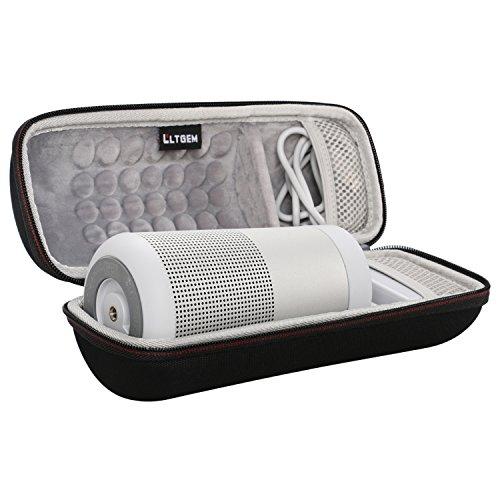 ltgem-case-for-bose-soundlink-revolve-bluetooth-speaker-with-mesh-pocket-black