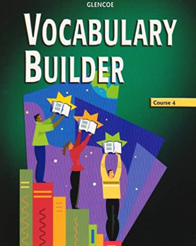 vocabulary builder course 4 student edition