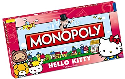 Monopoly Hello Kitty from USAOPOLY, Inc