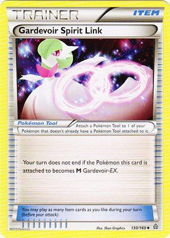 Pokemon - Gardevoir Spirit Link  - XY Primal Clash