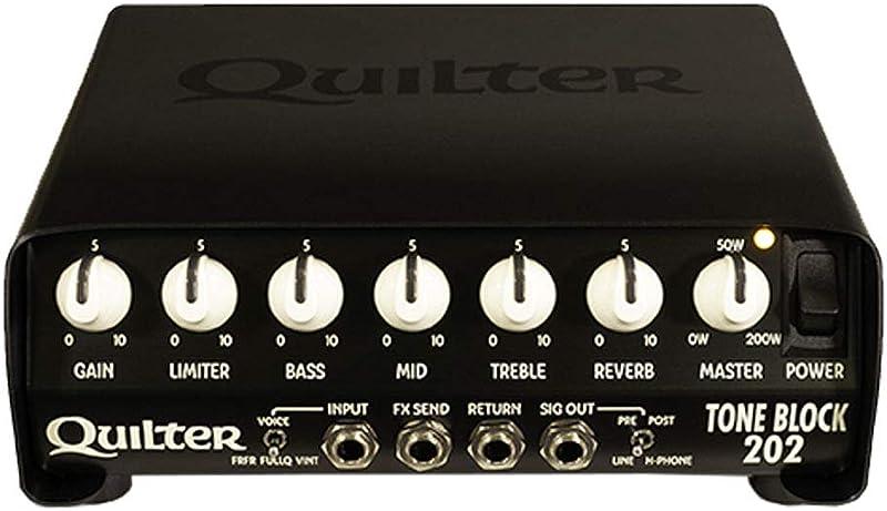 Quilter Tone Block 202