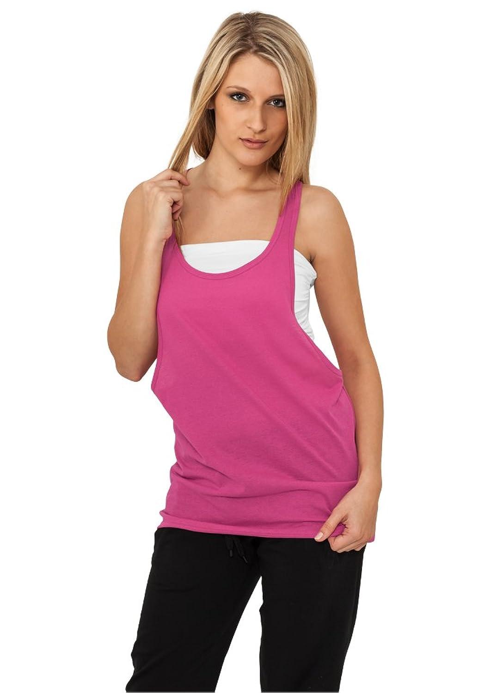 Urban Classics Ladies Loose Tanktop - Camiseta de deporte Mujer ...