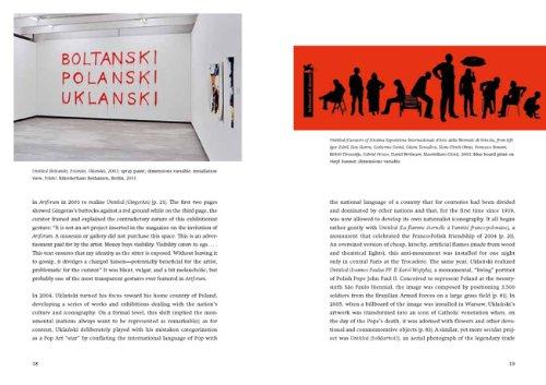 Second Languages: Reading Piotr Uklanski