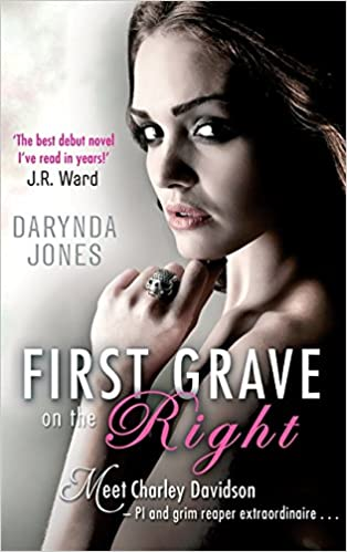 Book First Grave on the Right (Charley Davidson)