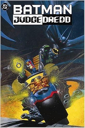 Amazon.com  The Batman Judge Dredd Files (9781401204204)  John Wagner 183930a2d54