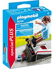 Playmobil - Skateboarder with Ramp Playsets