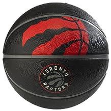 Spalding 71063CA Toronto Raptor Basketball, Size-7