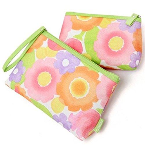 Amazon.com: Clinique Neceser floral (2 piezas): Shoes