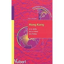hong kong et le delta de la riviere des perles