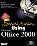 Using Microsoft Office 2000, Ed Bott and Woody Leonhard, 0789718421