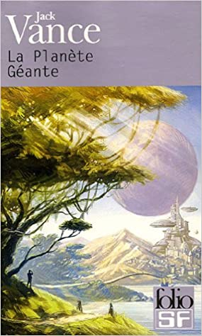 Book Planete Geante (Folio Science Fiction) (French Edition)