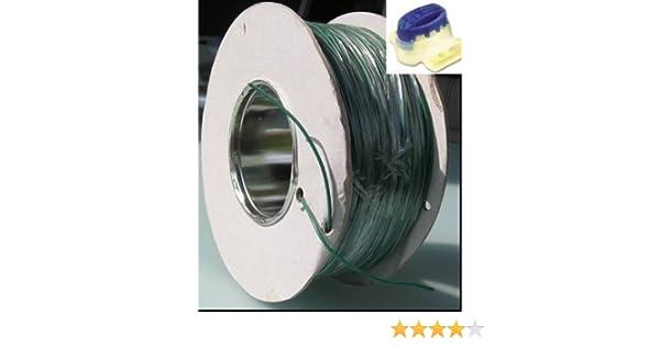 Husqvarna - Juego de cable delimitador y accesorios de unión para ...