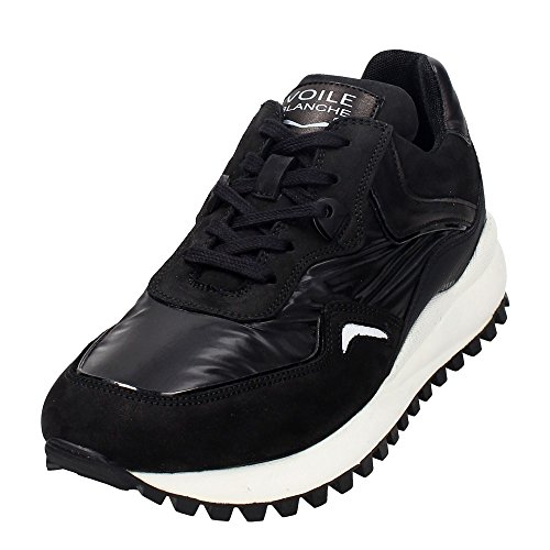 Voile Blanche - Zapatillas para hombre gris Grigio Militare / Nero negro Size: 41