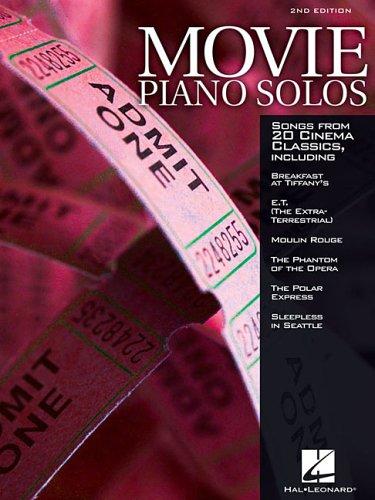 Movie Piano Solos