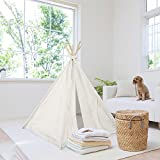 Pet Teepee Tent for Dogs Cats - UKadou - Best Reviews Guide