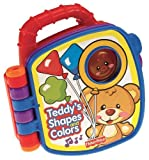 Best Fisher-Price Book For A 4 Year Olds - Fisher-Price Laugh & Learn Teddy's Shapes & Colors Review