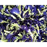 Dried Butterfly Pea Flowers by SellAllDay (50 g)