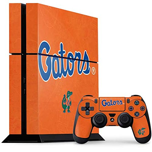 University of Florida PS4 Console and Controller Bundle Skin - Florida Gators Orange | Schools & Skinit Skin by Skinit