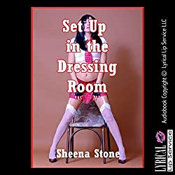 Set Up in the Dressing Room: A Very Rough Group Sex Erotica Story with Double Anal Penetration