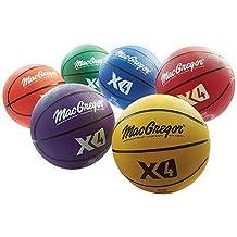 """MacGregor Multicolor Basketballs (Set of 6) - Junior Size (27.5"""")"""