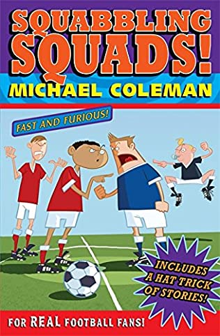 book cover of Squabbling Squads