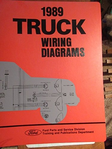 Amazon Genuine Ford 1989 Truck Wiring Diagrams Master Set. Genuine Ford 1989 Truck Wiring Diagrams Master Set. Ford. 89 Ford F600 Wiring Diagram At Scoala.co