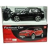 Shop & Shoppee Remote Control Super Racing Famous Car 1:18 (Black)