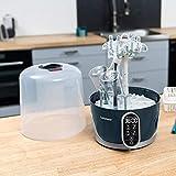 Babymoov Turbo Pure Sterilizer Dryer | Patented