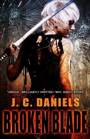 book cover of Broken Blade
