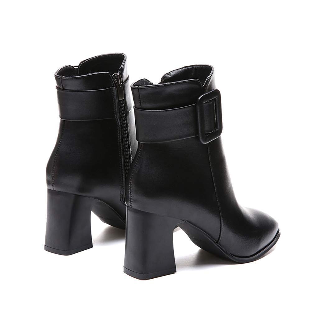 Amazon.com: Womens Boots,ZTY66 Ladies Oversize High Heel ...