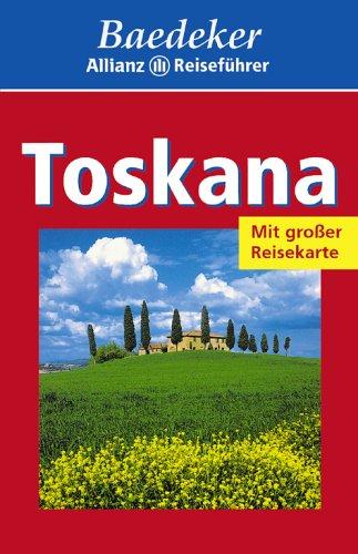 Baedeker Allianz Reiseführer, Toskana
