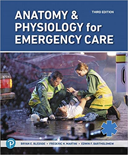 Anatomy & Physiology for Emergency Care, 3rd Edition