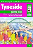 Tyneside Cycling Map: Including Newcastle-upon-Tyne, Gateshead and North and South Tyneside (Cycle City Guides)