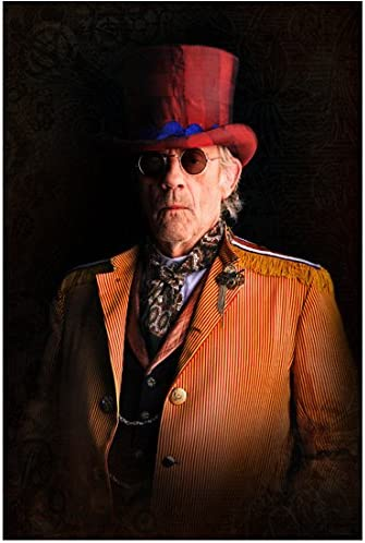 The Witches Of Oz Christopher Lloyd As The Wizard Of Oz 8 X 10