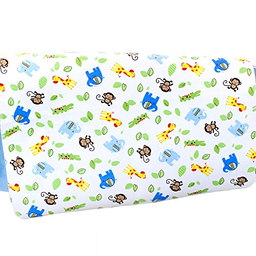 3 Pack Lap Pads - ThreeH Baby Changing Pad 3 Layers Breathable Waterproof Diaper 12
