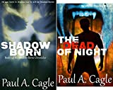 img - for The Shadow-Borne Chronicles (2 Book Series) book / textbook / text book