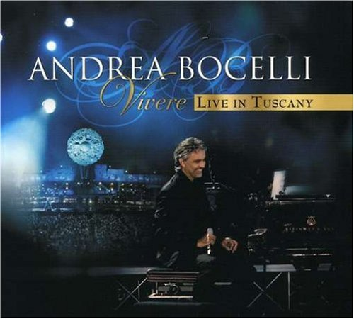 Vivere Live in Tuscany [CD/DVD] by Verve