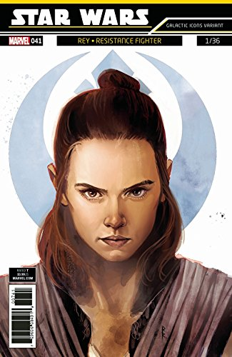 - Star Wars (Issue #41 -Galactic Icons Variant by Rod Reis)
