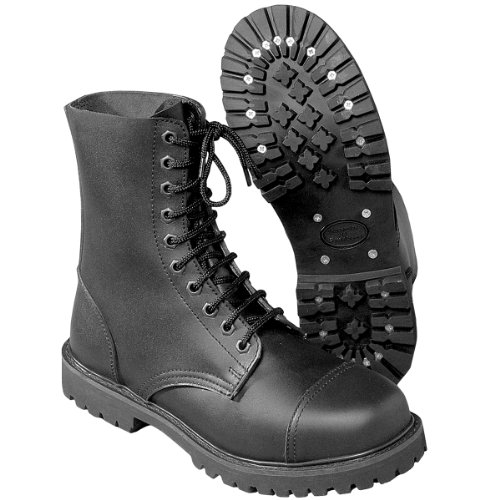 Surplus Undercover Boots 10 Eye Black
