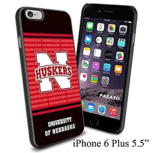 NCAA HUSKERS UNIVERSITY OF NEBRASKA Cool Case Cover For SamSung Note 3 Smartphone Collector iphone PC Hard Case Black