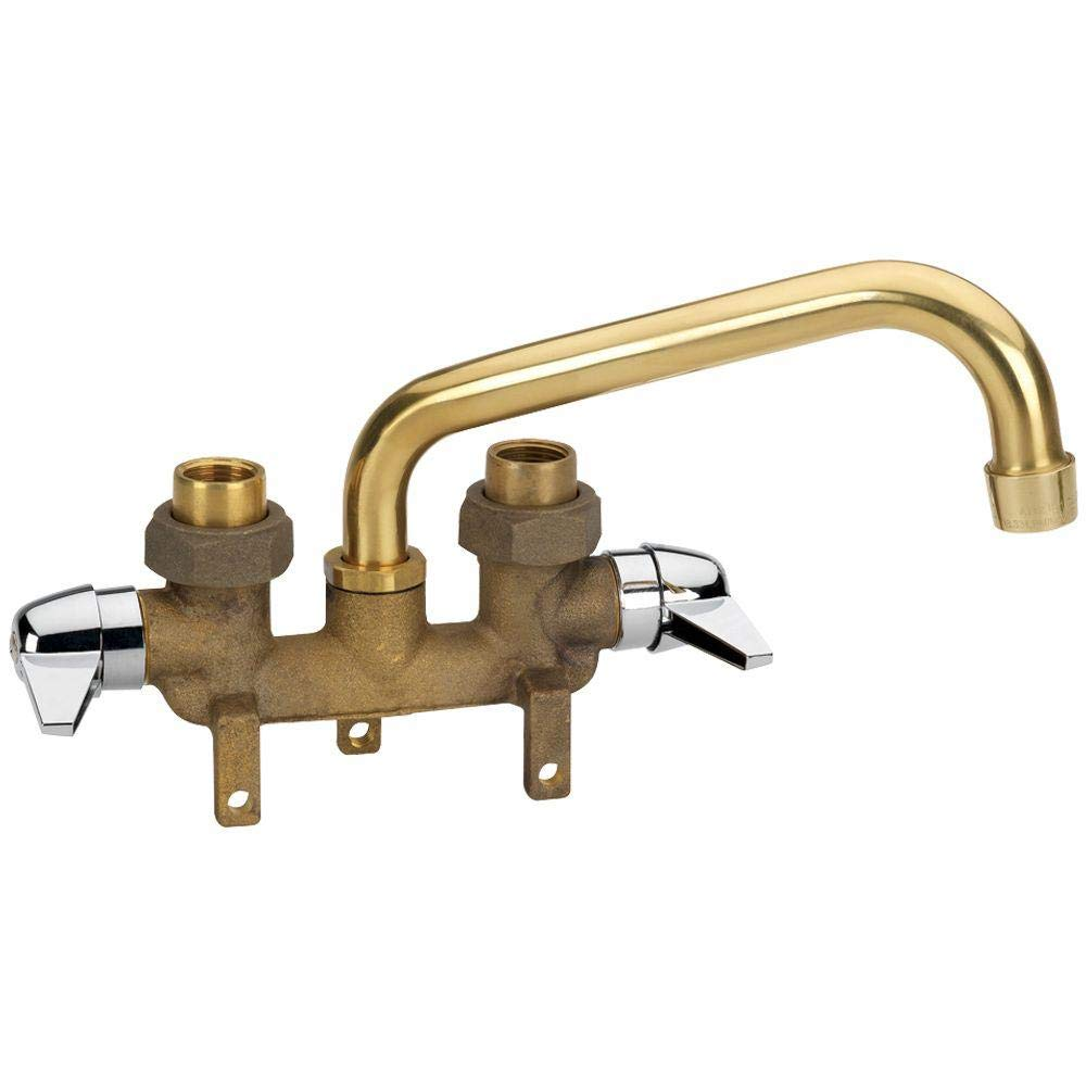 HOMEWERKS WORLDWIDE 3310-250-RB-B Rough Brass Laundry Faucet