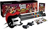 Guitar Hero Aerosmith Bundle with 2 Wired Guitars - PlayStation 2