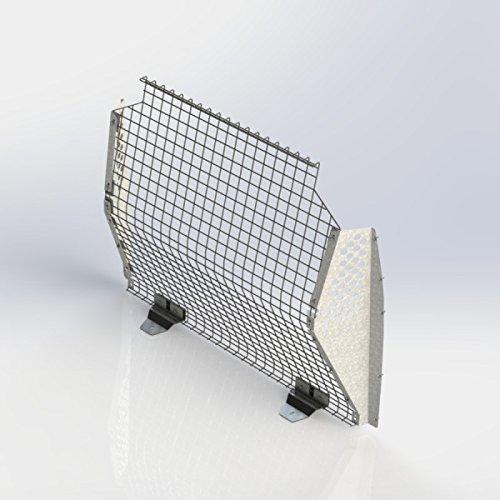 Connect Mesh (Ranger Design Transit Connect Partition, Contoured, Wire Mesh)